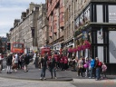 Edimbourg - Sur le Royal Mile